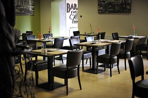 Reštaurácia BARAN, Levice