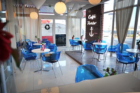 Café Porto, Tesco Šaľa