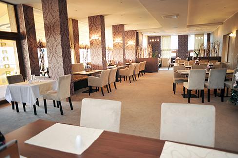Reštaurácia Panoráma, Nové Zámky
