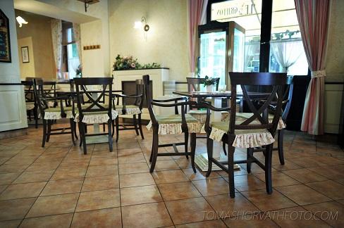 Reštaurácia Le Griffon, Piešťany