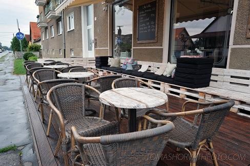 Cafe-cafe, Prievidza