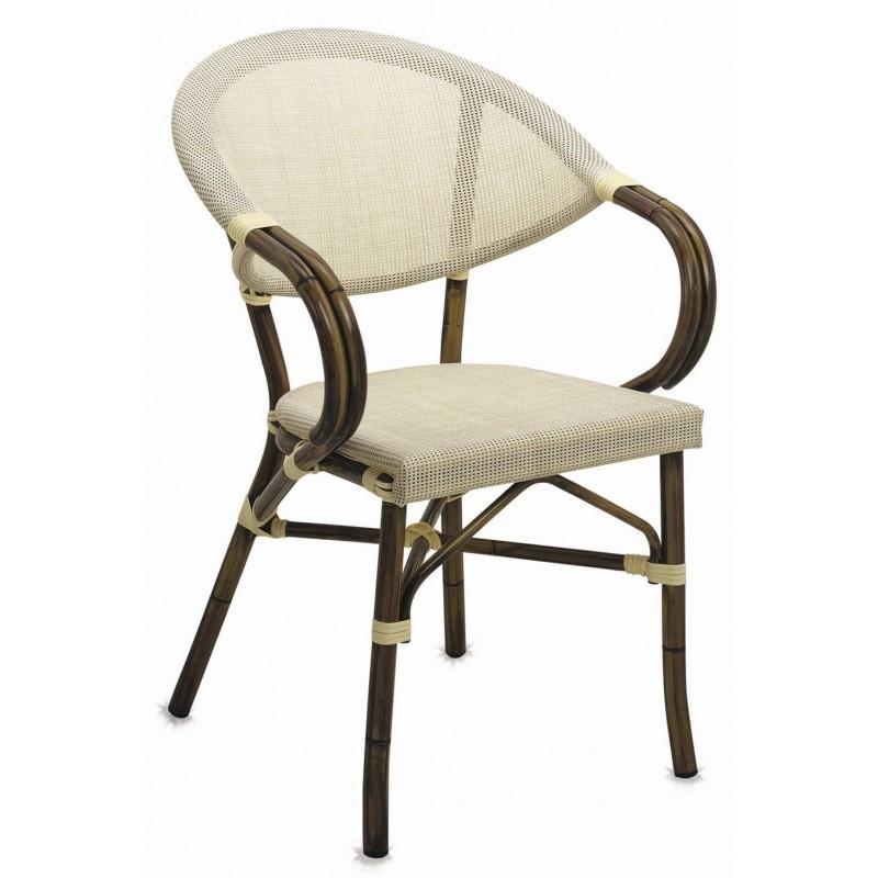 Hliníková stolička LIZA