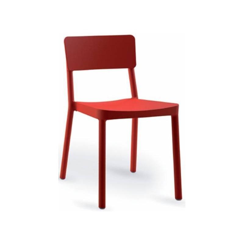 Plastic chair LISBOA