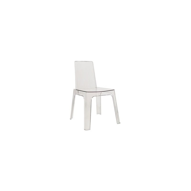 Plastic chair JULIA