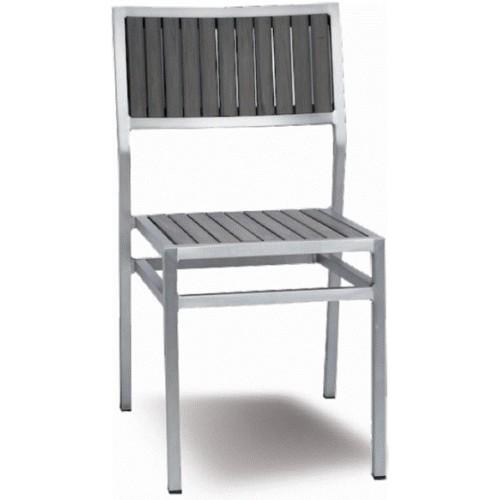 Aluminum chair VEGAS