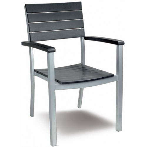 Aluminum chair PAULO/P