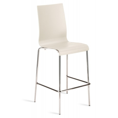 Plastic bar stool