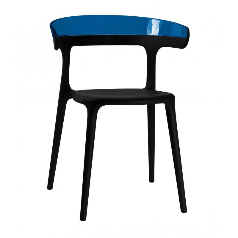 Plastic chair LUNA