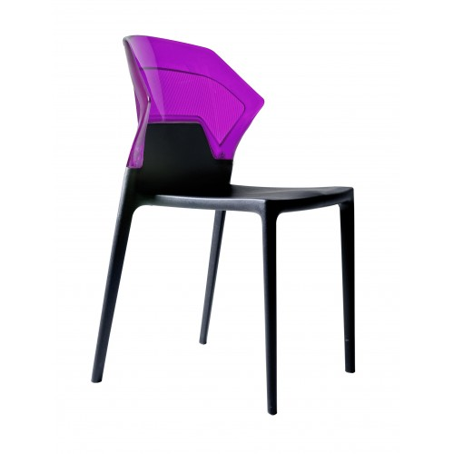 Plastic chair EGO S