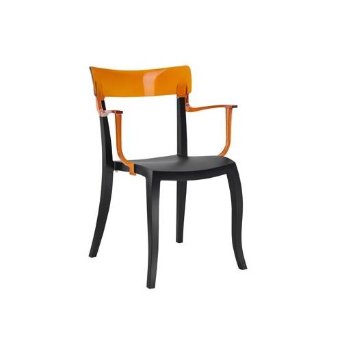 Plastová stolička HERA K