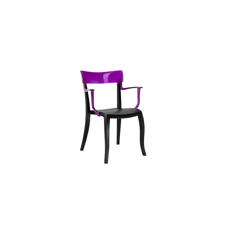 Plastová stolička HERA-K