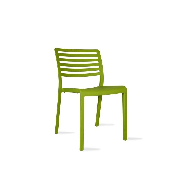 Plastic chair LAMA