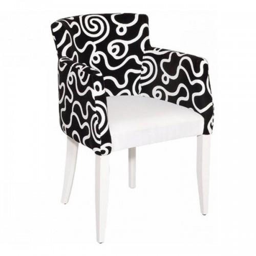 Wooden armchair GIADA