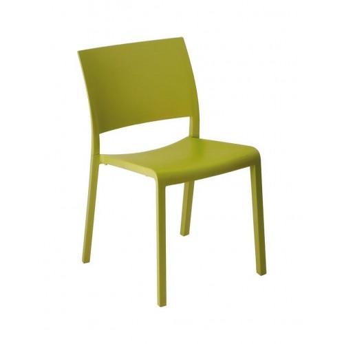 Plastová stolička FIONA