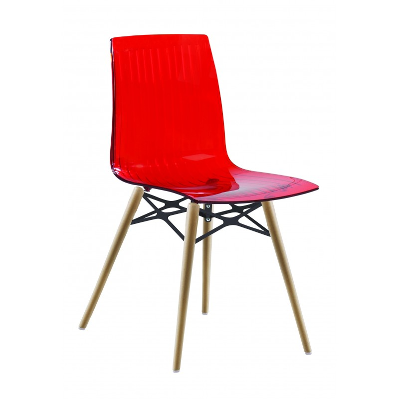 Plastová stolička X TREME S WOX