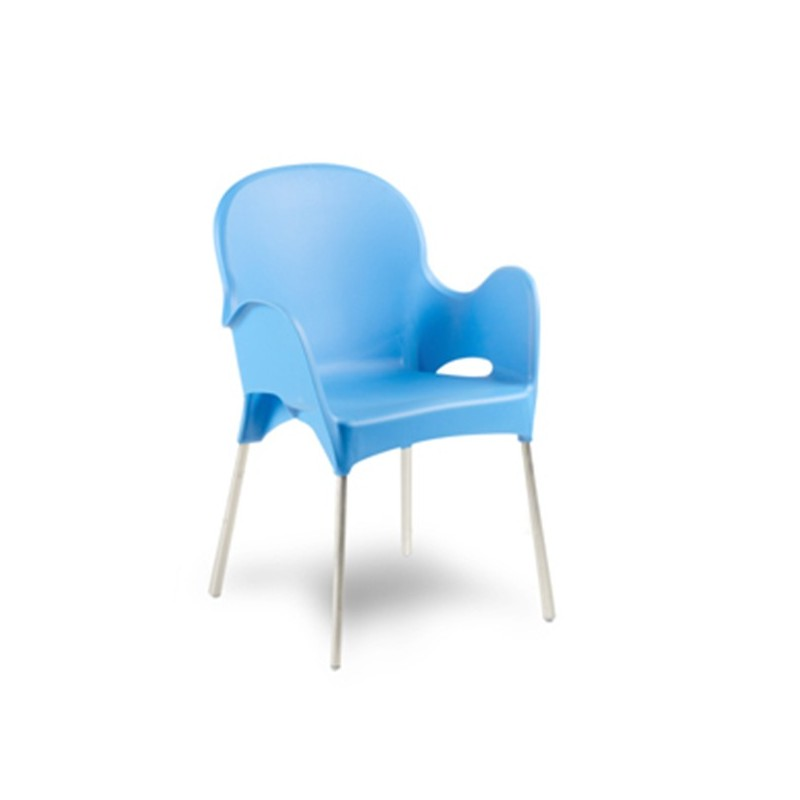 Plastic chair ATENA