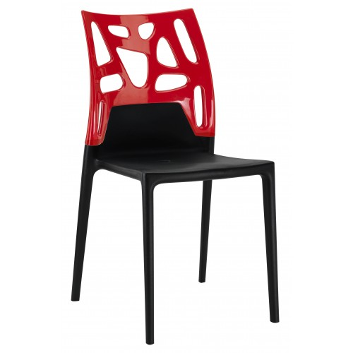 Plastic chair EGO ROCK