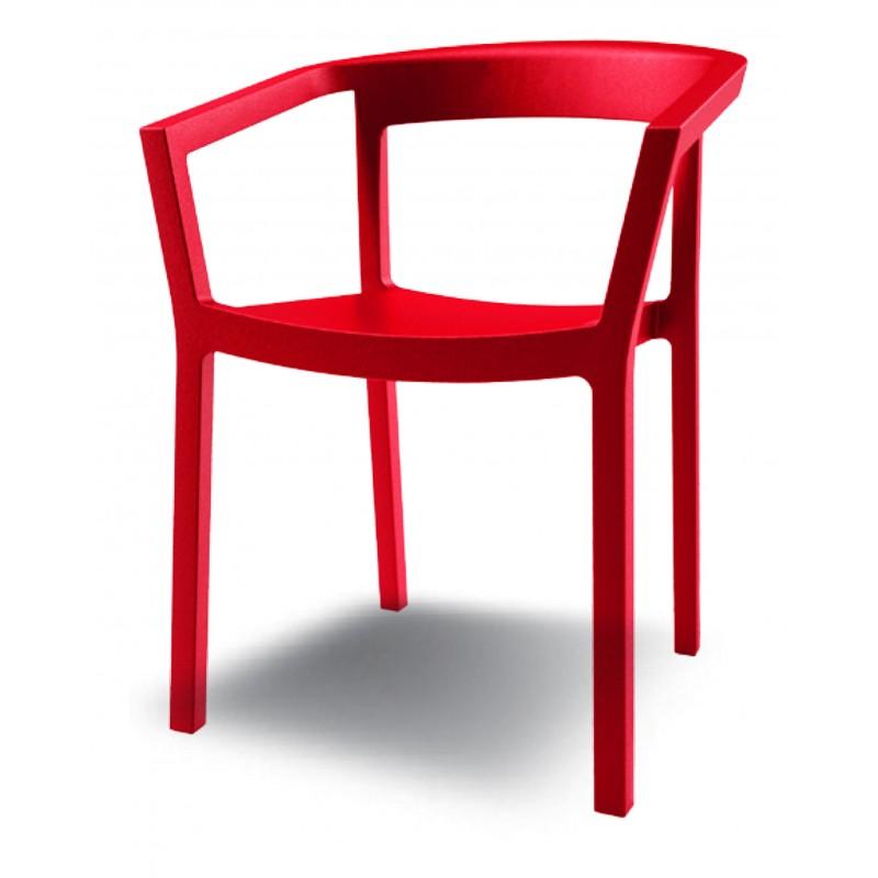 Plastová stolička PEACH