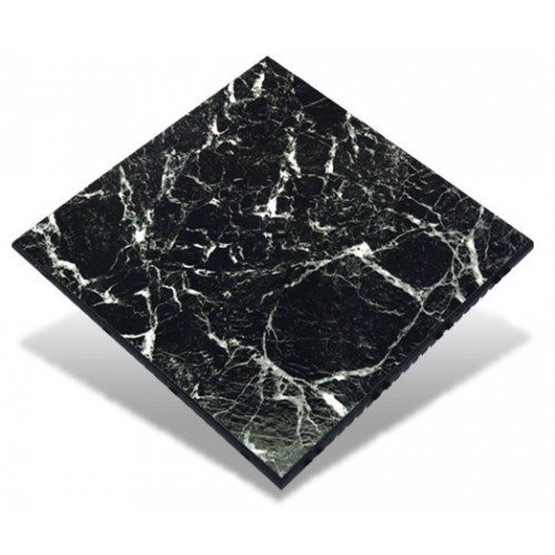 Dance floor BASIC BLACK MARBLE