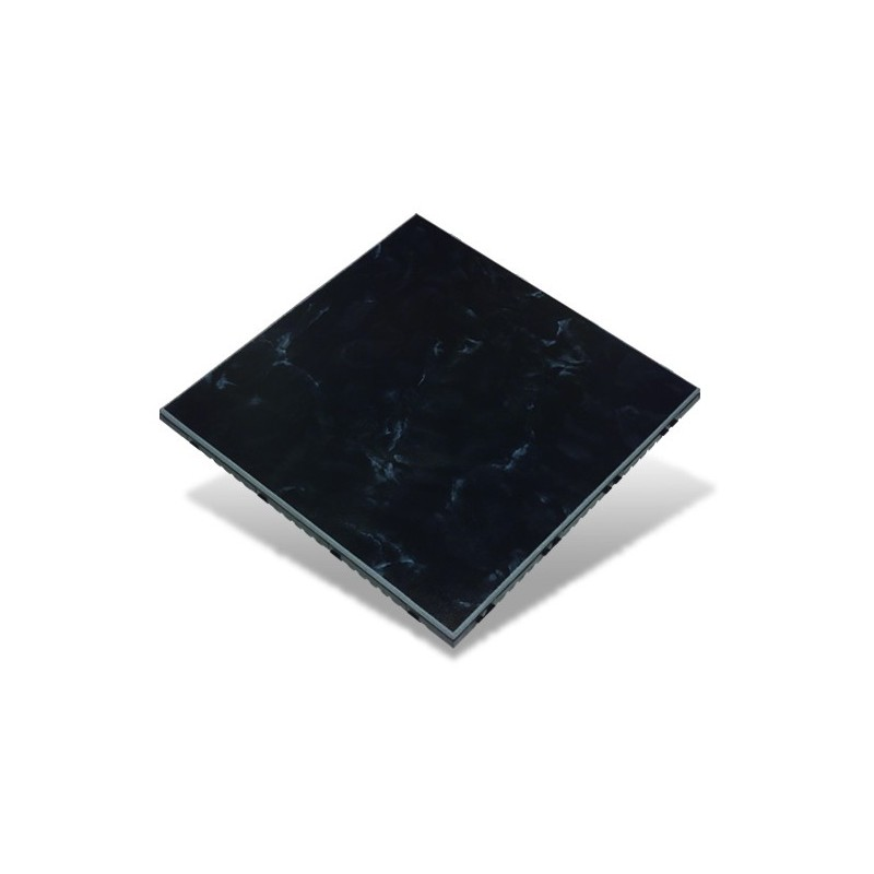 Dance floor LUXURY BLACK MARBLE