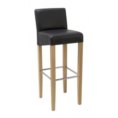 Čalúnená barová stolička VANESA