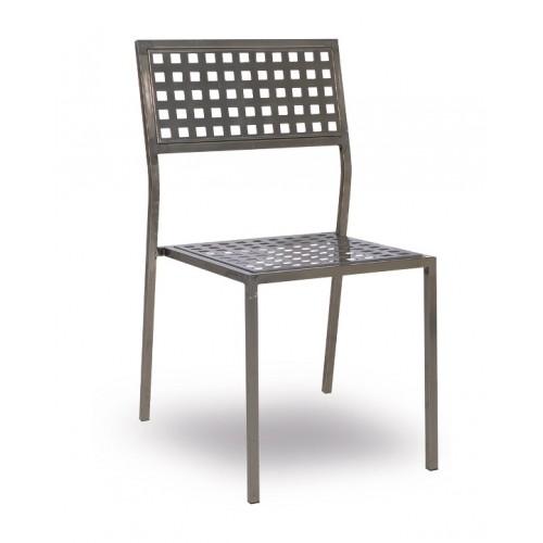 Kovová stolička VIRGINIA