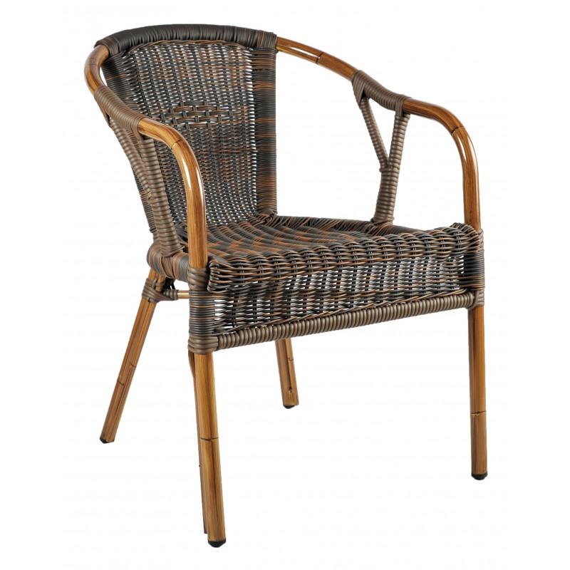 Ratanová stolička ROYAL 2 5003AR