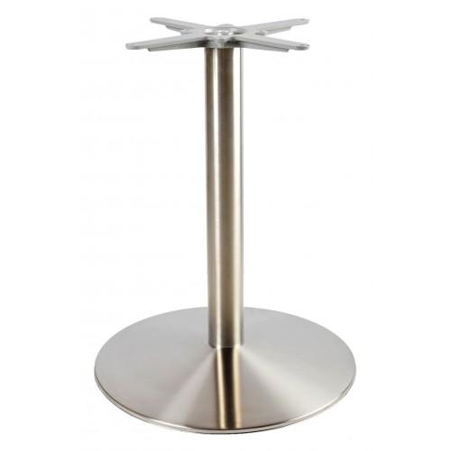Inox asztalláb