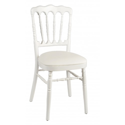 Wooden banquet chair NAPOLEON