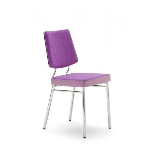 Kovová stolička Ella