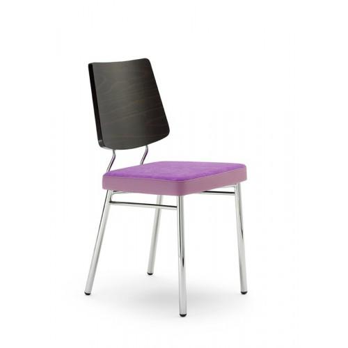 Kovová stolička Ella S