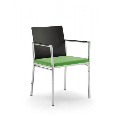 Kovová stolička Barbara SI P