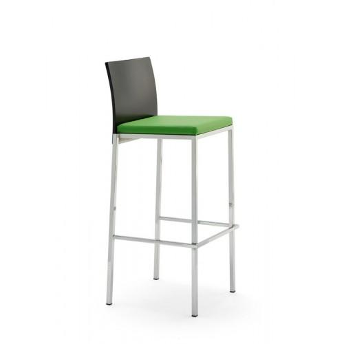 Kovová barová stolička Barbara SI B