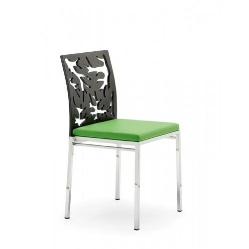 Kovová stolička Barbara T