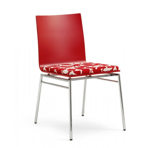 Kovová stolička Chloe SI