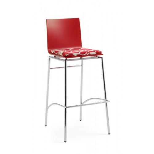 Kovová barová stolička Chloe SI B