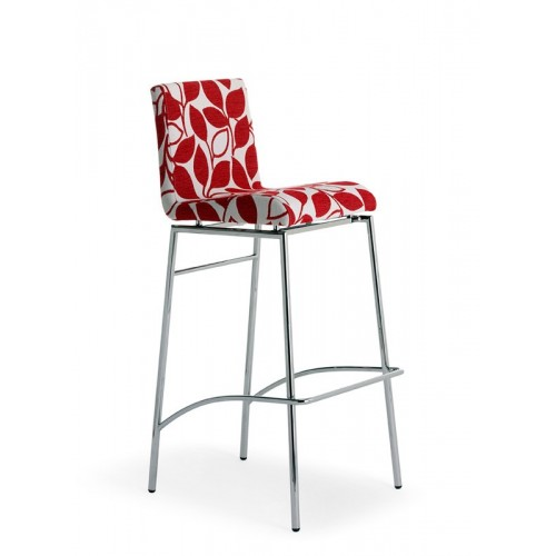 Metal bar stool Chloe I SG