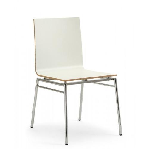 Kovová stolička Chloe L DF