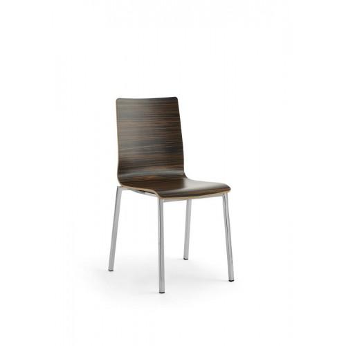 Kovová stolička Allysa D