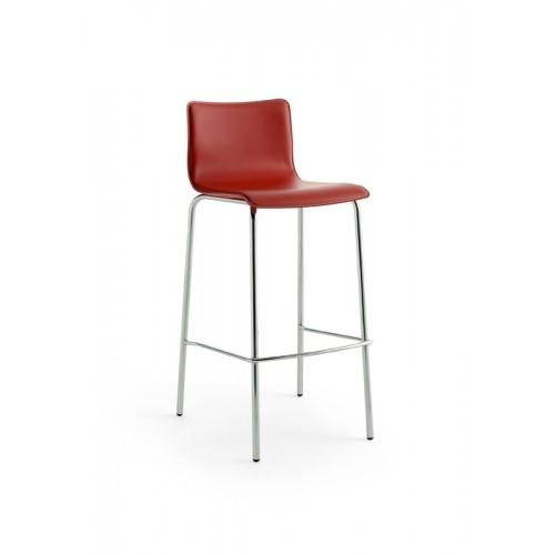 Kovová barová stolička Allysa R B