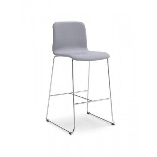 Kovová barová stolička Xenia I B
