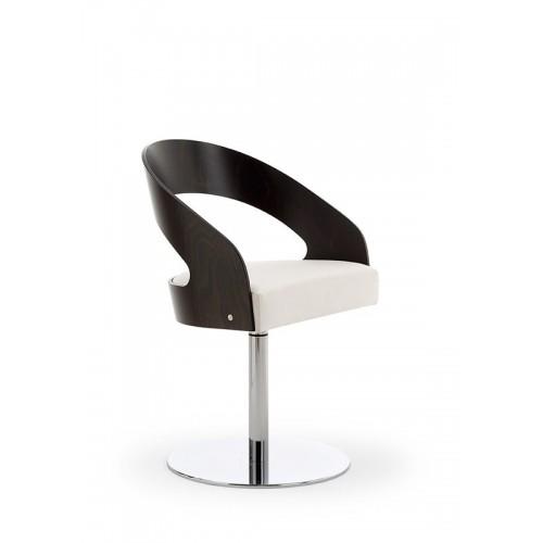 Kovová stolička Emily H