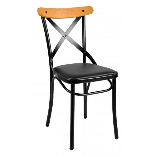 Kovová stolička ANTIQUE