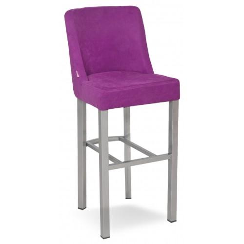 Drevená barová stolička AMBRA/B