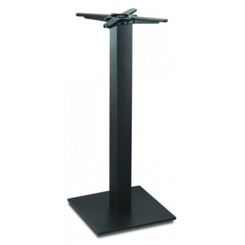 Casti iron bar table base - flat