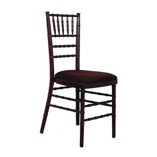 Fa bankett szék CHIVARY S
