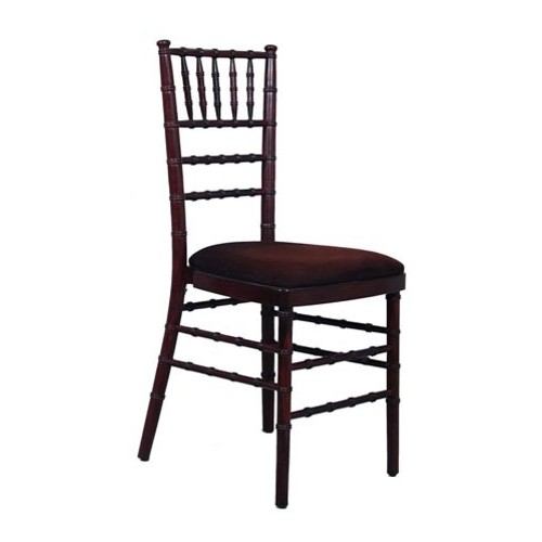 Wooden banquet chair CHIVARY S
