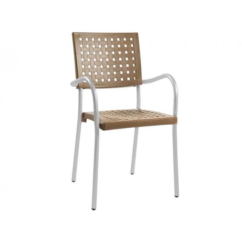 Plastová stolička KAREA