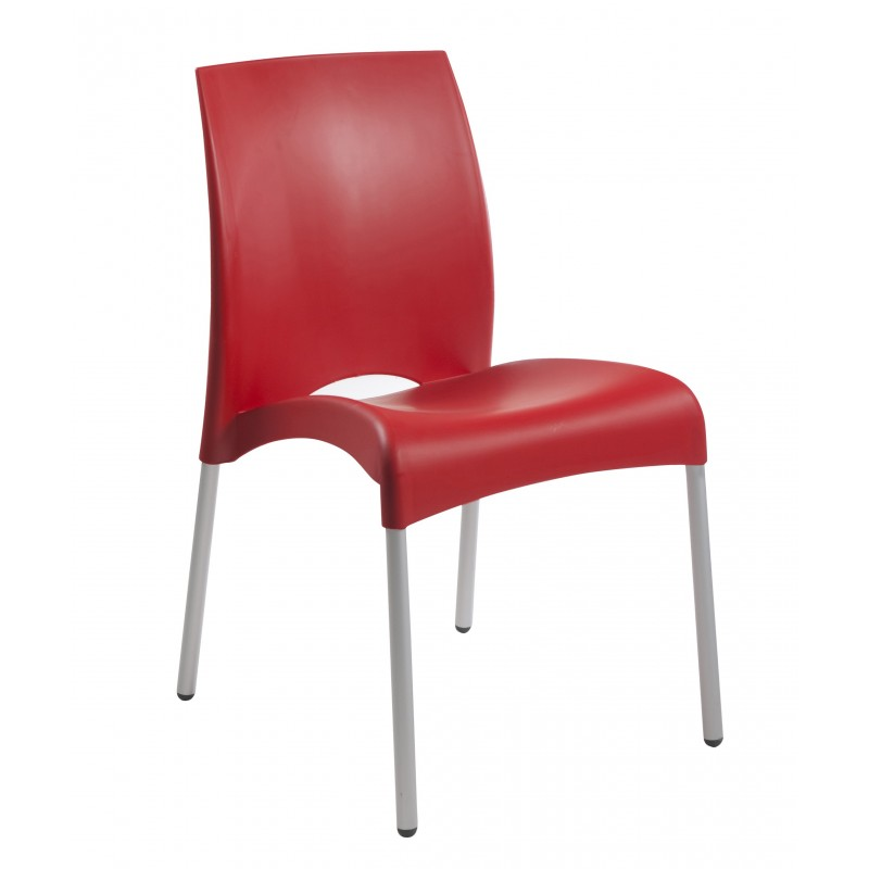 Plastic chair VITAL S