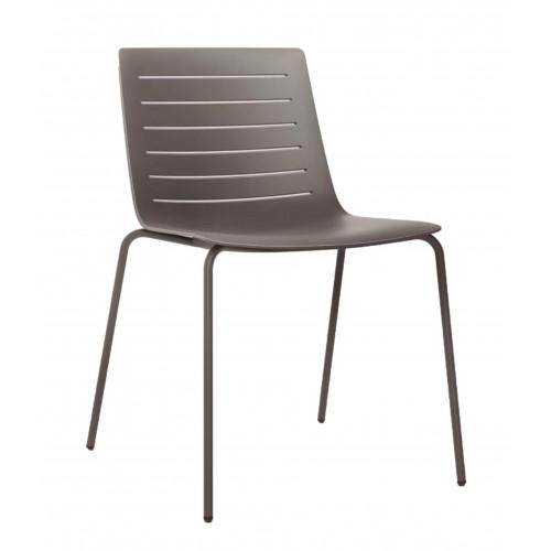 Plastová stolička SKIN